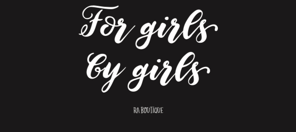 Ra Boutique Chi Siamo?  Lo Shopping Ragazza Forgirlsbygirls