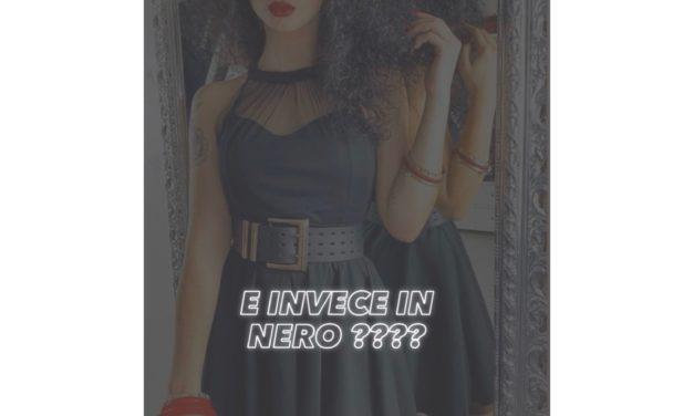 Sai Abbinare I vestiti in nero? Scopri se sei un vera fashionista.
