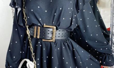 Come abbinare un vestito nero senza commettere errori. I Consigli Giusti: