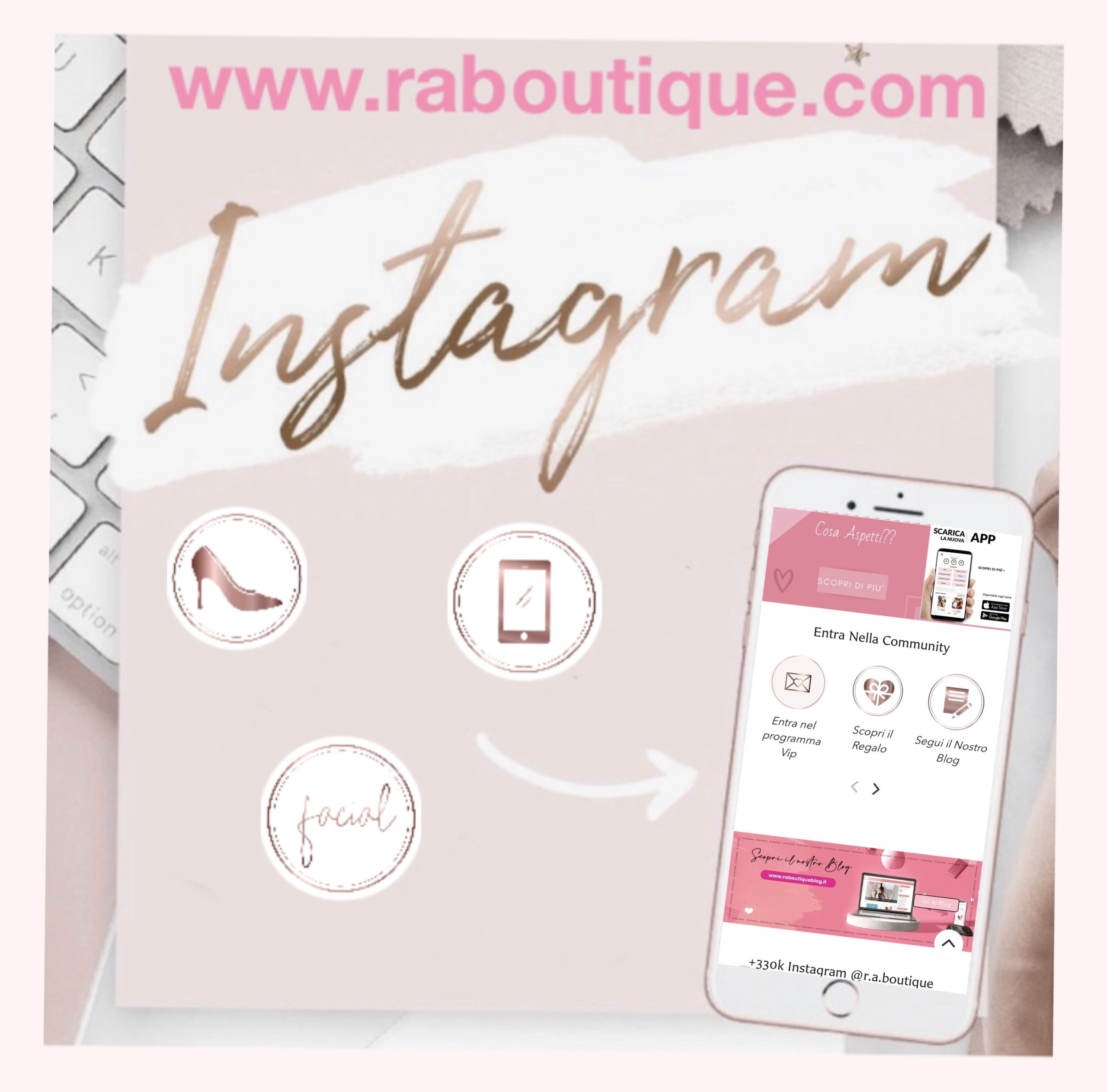 instagram Ra Boutique