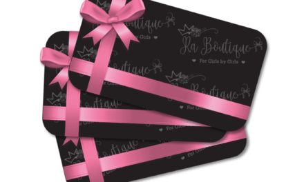 Gift card r.a. boutique| Regalati un pò di Shopping