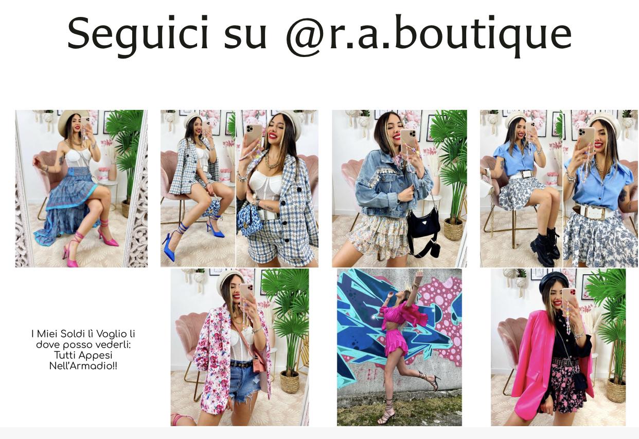 instagram Ra Boutique